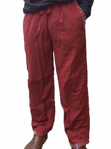 Pantalones Hippie Para Hombre Gran Precio Al Por Mayor Directo Desde Nepal
