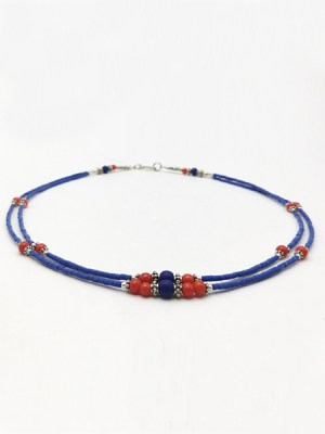 Tibetan Beaded Necklace